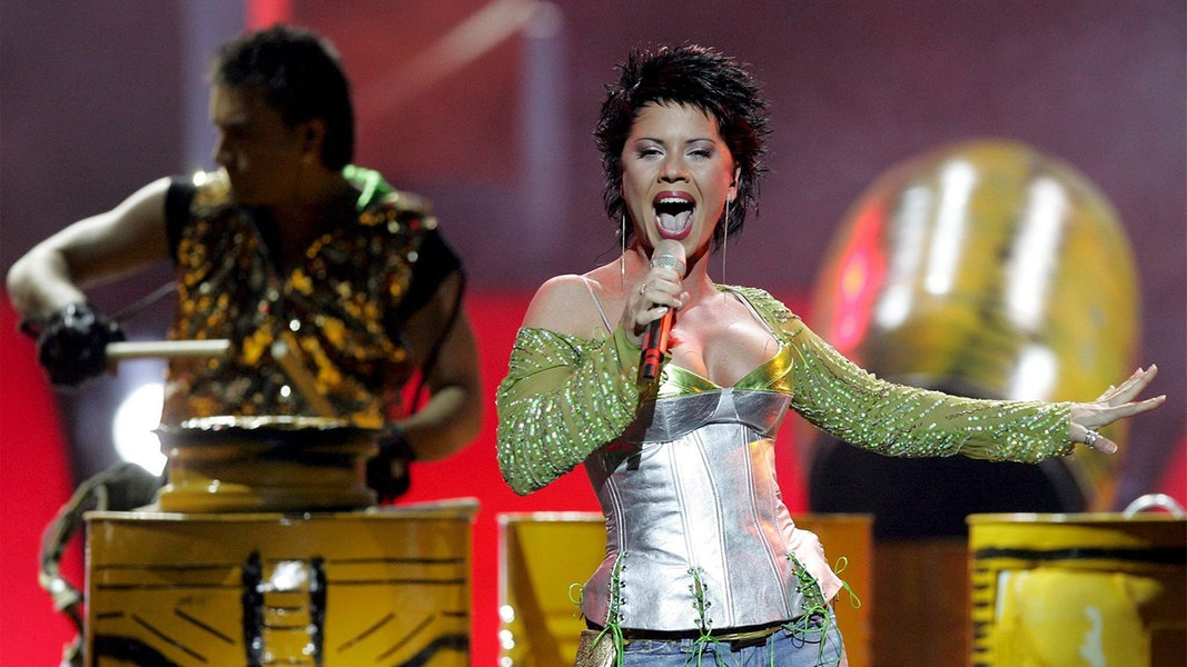 Romanian entry for Eurovision Song Contest 2005