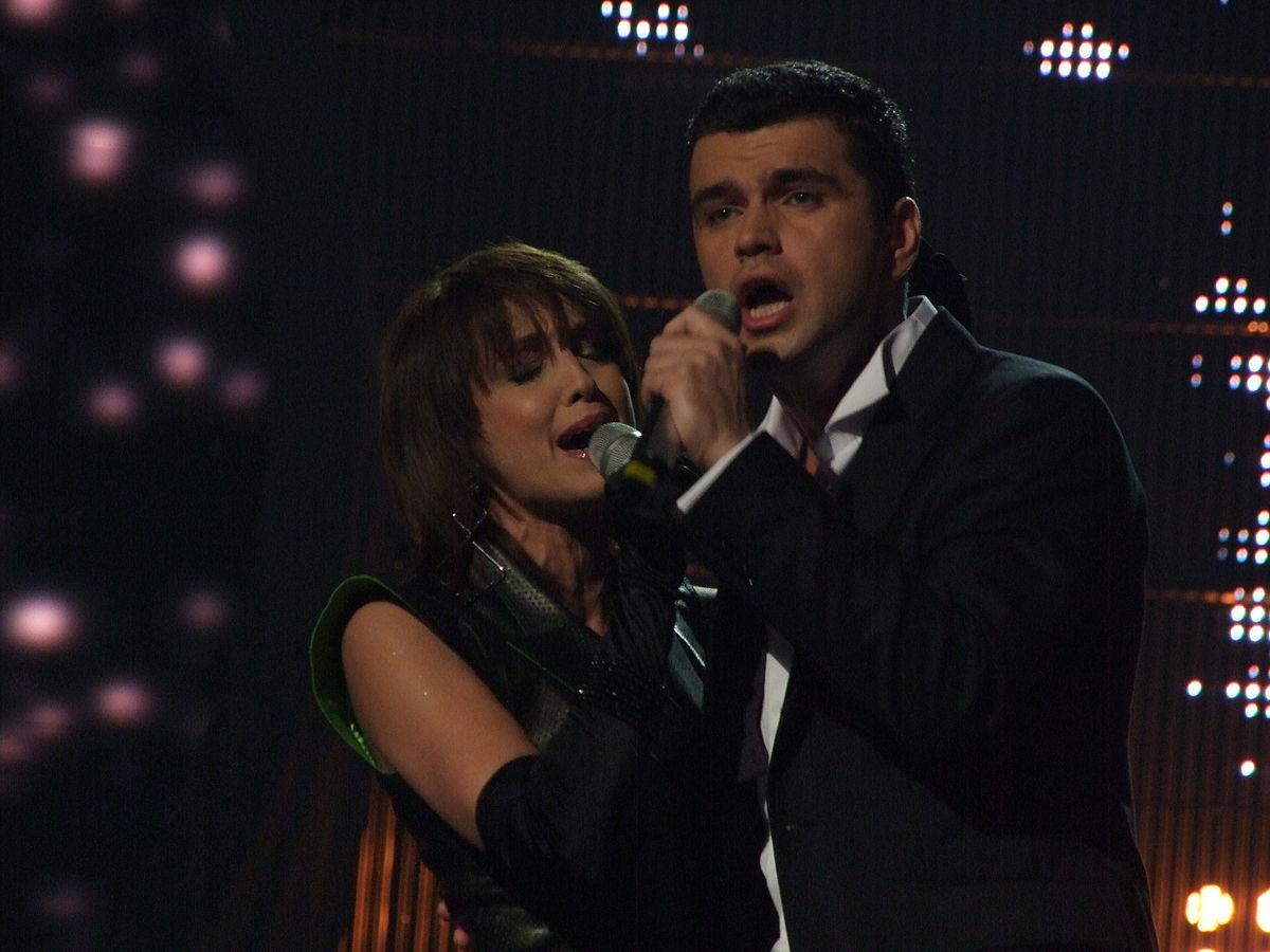 Pe-o Margine De Lume – Eurovision Song Contest 2008